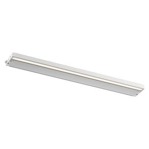 LED Light LED Under Cabinet in Textured White Finish by Kichler 6UCSK30WHT