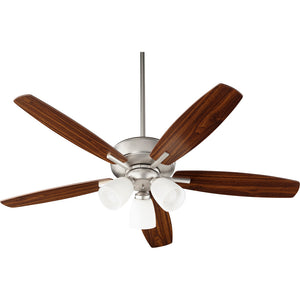 Breeze 3 Light Ceiling Fan in Satin Nickel Finish 70525-365