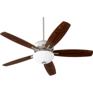 Breeze 2 Light Ceiling Fan in Satin Nickel Finish 70525-65