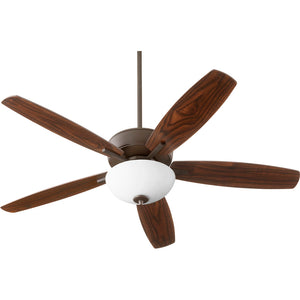 Breeze 2 Light Ceiling Fan in Oiled Bronze Finish 70525-86