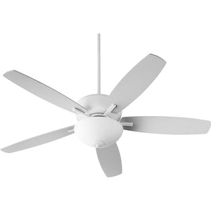 Breeze 2 Light Ceiling Fan in Studio White Finish 70525-8