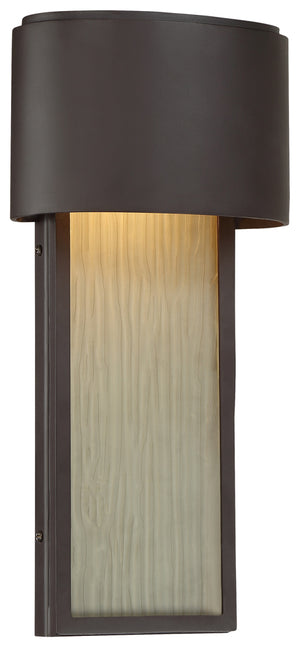 Everton 2 Light Outdoor Led In Dorian Bronze Finish by Minka Lavery 72399-615B-L