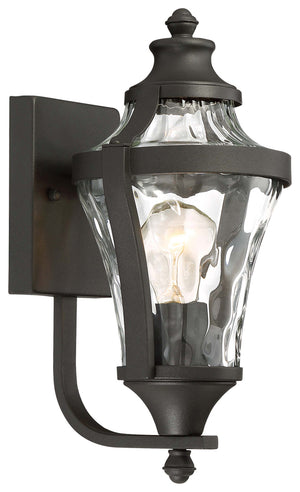 Libre 1 Light Outdoor Pendant In Black Finish by Minka Lavery 72561-66
