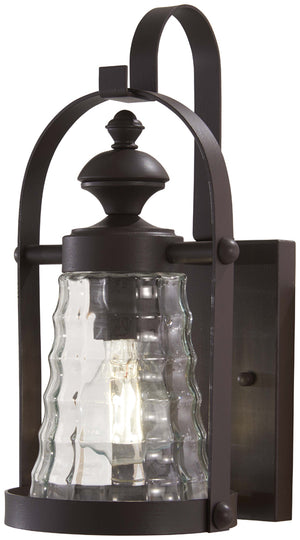 Sycamore Trail 1 Light Outdoor Pendant In Dorian Bronze Finish by Minka Lavery 72621-615B