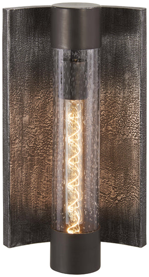 Celtic Shadow 1 Light Outdoor Pendant In Textured Bronze  Finish by Minka Lavery 72662-516