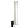 PLC Lighting 7575PC Teton Collection 5 Light Sconce in Polished Chrome Finish