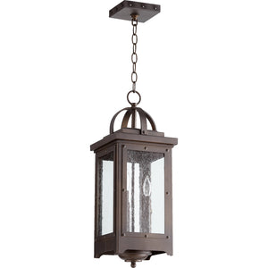 Riverdale 3 Light Outdoor in Oiled Bronze Finish 758-3-86