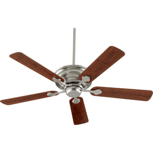 Barclay Ceiling Fan in Satin Nickel Finish 76525-65