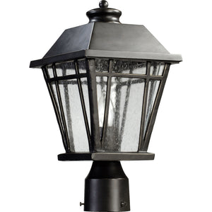Baxter 1 Light Post in Old World Finish 766-8-95
