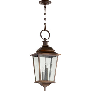 Pavilion 3 Light Outdoor in Oiled Bronze Finish 7731-3-86