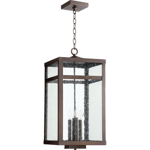 Clermont 4 Light Outdoor in Oiled Bronze Finish 774-4-86