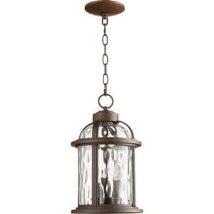 Winston 3 Light Outdoor in Oiled Bronze Finish 7761-3-86