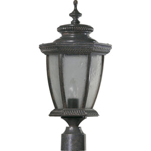 BALTIC 1 Light Post in Baltic Granite Finish 7806-45