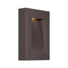 Urban 10in LED Outdoor Wall Light 3000K in Bronze