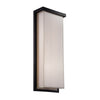 Ledge 20in LED Outdoor Wall Light 3000K in Black