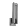 Forq 18in LED Outdoor Wall Light 3000K in Graphite