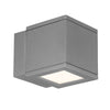 Rubix Energy Star LED Up and Down Wall Light in Graphite