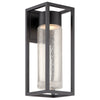 Structure 16in LED Outdoor Wall Light 3000K in Black