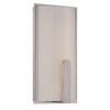 Stella 12in LED Wall Sconce 3000K in Brushed Nickel