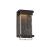 Vitrine 12in LED Outdoor Wall Light 3000K in Bronze