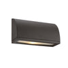 Scoop Energy Star LED Wall Light in Bronze