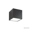 Bloc LED Outdoor Up or Down Wall Light 3000K in Black