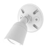 Endurance Single Spot Energy Star LED Spot Light 3000K Warm White in Architectural White