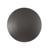 Circle 10in LED Outdoor Wall Light 3000K in Bronze