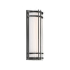 Skyscraper 18in LED Outdoor Wall Light 3000K in Bronze
