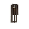 Chamber 16in LED Outdoor Wall Light 3000K in Bronze