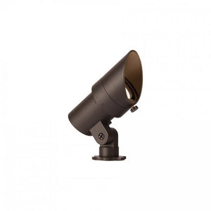 LED 12V Mini Accent Light 3000K in Bronze