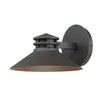 Sodor 8in LED Outdoor Wall Light 3000K in Bronze