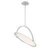 Vanity LED Pendant 3000K in Titanium