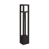 Tower LED 277V Bollard 2700K in Black