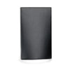 LED Vertical Scoop Step and Wall Light 277V 3000K in Black