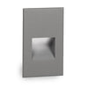 LEDme Vertical Step and Wall Light 277V 3000K in Graphite