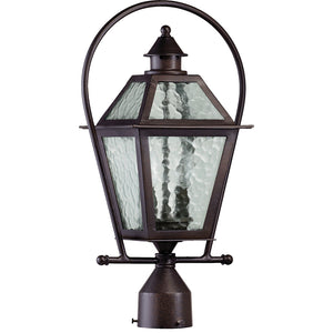 Bourbon Street 2 Light Post in Oiled Bronze Finish 7921-2-86