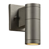 PLC Lighting 8022 BZ Troll-I Collection 1 Light Exterior in Bronze Finish