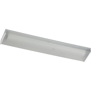 2 Light Ceiling Mount in White Finish 82049-2-6