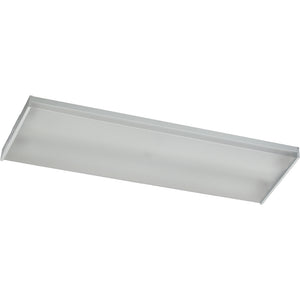 4 Light Ceiling Mount in White Finish 82049-4-6