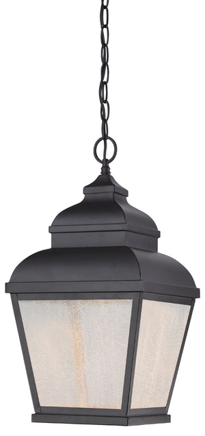 Mossoro 1 Light Outdoor Pendant In Black Finish by Minka Lavery 8264-66-L