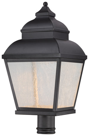 Mossoro 1 Light Outdoor Led In Black Finish by Minka Lavery 8266-66-L