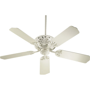 Windsor Ceiling Fan in Antique White Finish 85525-67