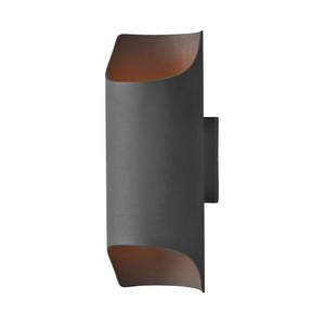 Maxim Lighting 86119ABZ Lightray LED Outdoor Wall Sconce in Architectural Bronze Finish