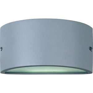Maxim Lighting 86197WTPL Zenith EE 1-Light Wall Mount in Platinum Finish