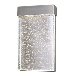 Maxim Lighting 88272BGSST Moda LED Outdoor Wall Sconce in Stainless Steel Finish