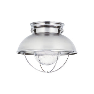 Sebring 1 Light Outdoor Lighting in Brushed Stainless Finish by Sea Gull 886993S-98