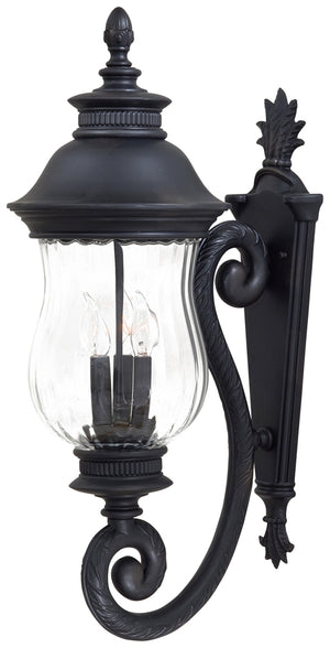 Newport 3 Light Outdoor Pendant In Heritage Finish by Minka Lavery 8901-94