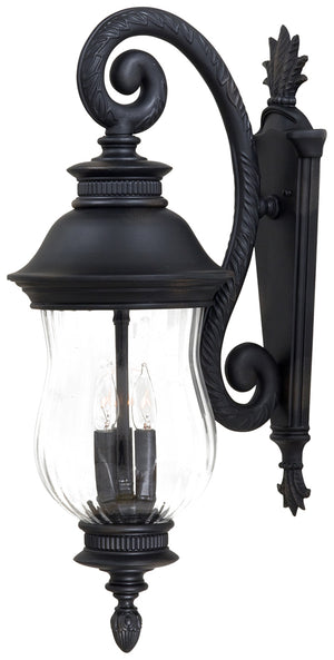 Newport 3 Light Outdoor Pendant In Heritage Finish by Minka Lavery 8902-94