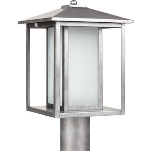 Hunnington 1 Light Outdoor Lighting in Weathered Pewter Finish by Sea Gull 89129-57